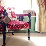 Burgundy Room at Penfro