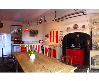 Penfro B&B Kitchen