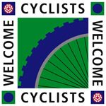 Logo Cyclist Welcome